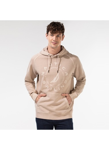 Nautica Sweatshirt Bej